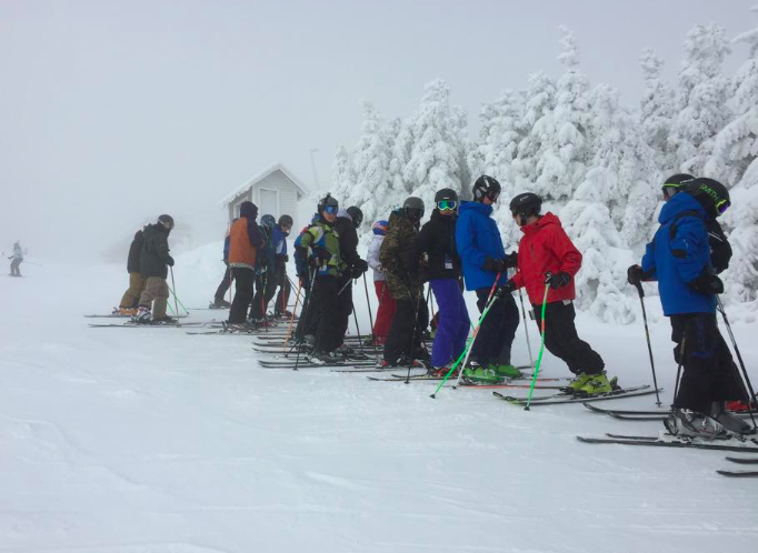New season arrives for the ski team