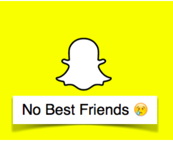 Snapchat update snatches away best friends