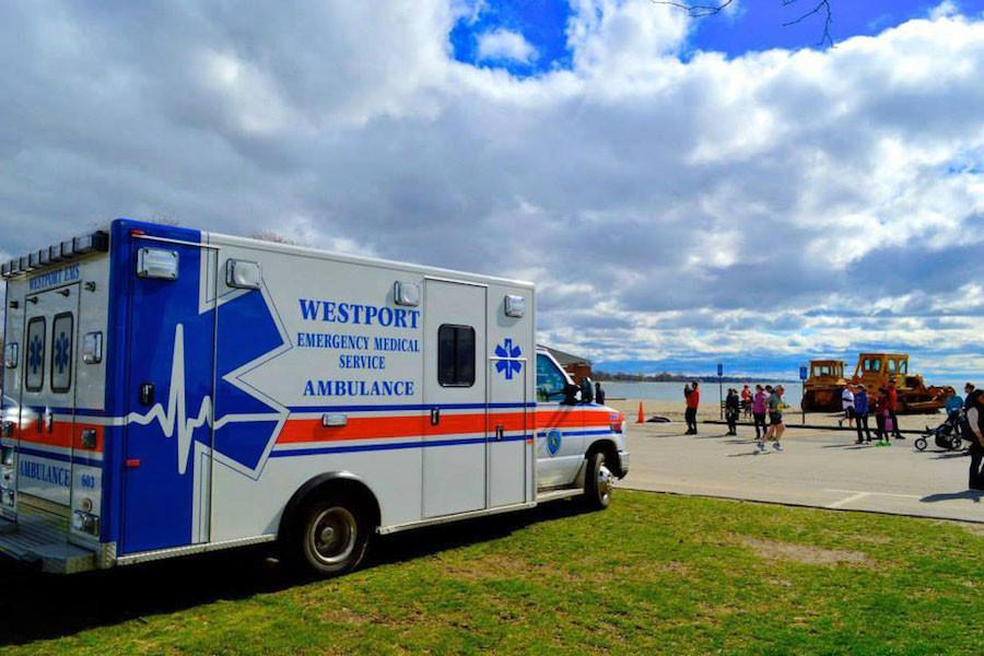 Students become EMTs in order to save lives