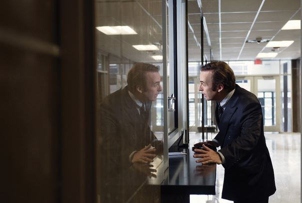 """Saul Goodman/James """"Jimmy"""" McGill, played by Bob Odenkirk, in a scene from """"Better Call Saul."""" Photo courtesy of MCT Campus."""