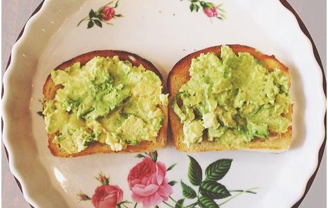 Appetite for avocado