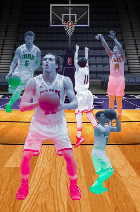 Boys basketball drives to success