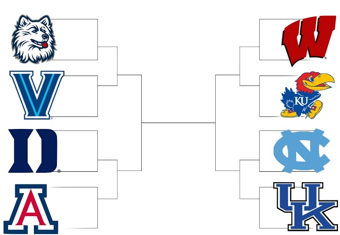"Bracket busters leave ""experts"" puzzled"