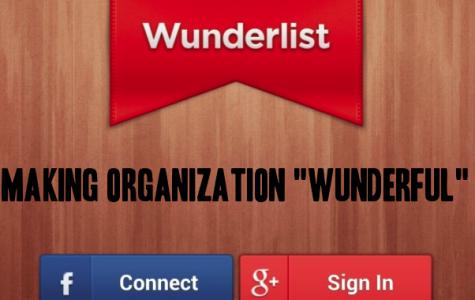 """Wunderlist"" creates wunderful organization skills"