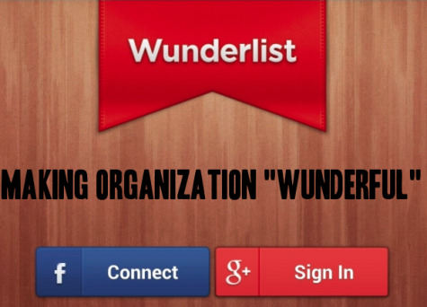 """Wunderlist"" creates wunderful organization skills"