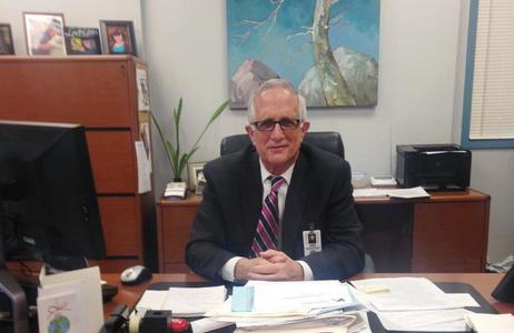 Principal Dodig and Elliott Landon receive statewide honor