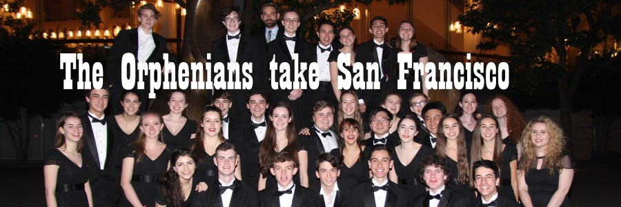 Staples Orphenians go to San Francisco for the National Youth Choral Festival