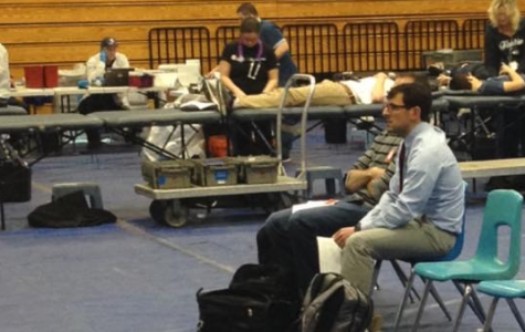Red Cross visits Staples for blood drive