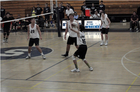 Boy's Volleyball gears up for the season