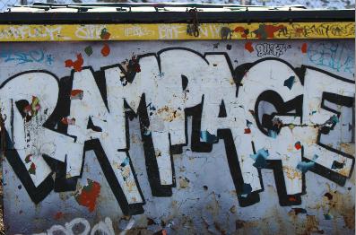 Graffiti leaves its mark on the art world