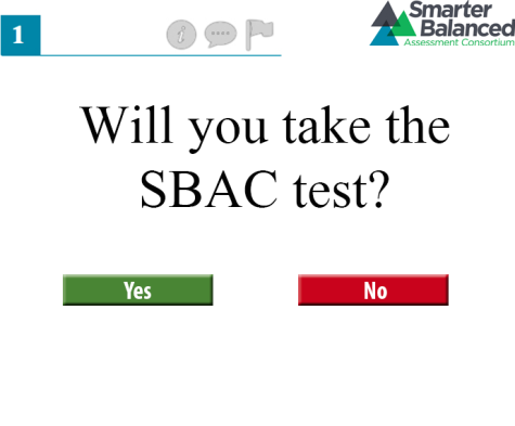 Students split on participation in new SBAC exam