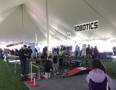Mini Maker Faire Makes a Fun Day For All