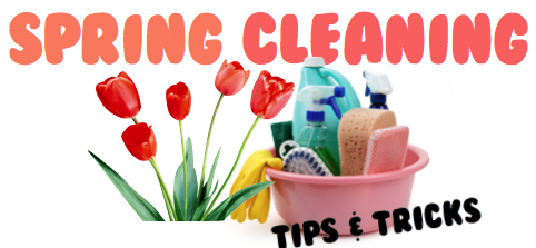 Top 5 Tips and Tricks to Spruce up for Spring