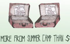 I learned more from summer camp than school.
