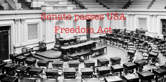 USA Freedom Act re-defines privacy argument
