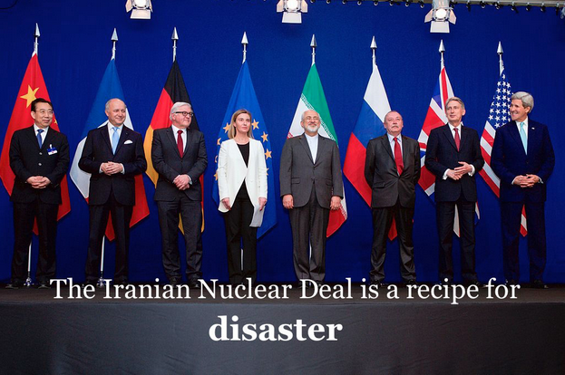 The+Iranian+Nuclear+Deal+is+a+recipe+for+disaster
