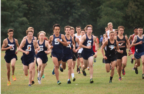 Staples Boys' XC runs to third place in Bowdoin