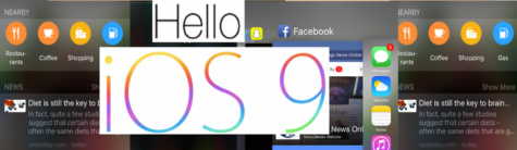 Apple update iOS9 stirs mixed student reactions