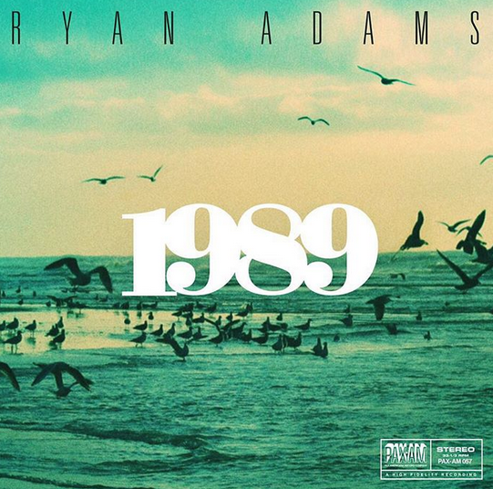 "Ryan Adams transforms ""1989"" into an alt-country sensation"
