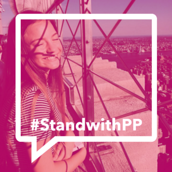 Why I stand with Planned Parenthood