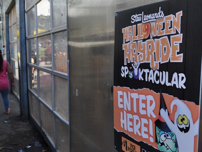 Stew Leonard's delivers spooktacular Halloween spirit