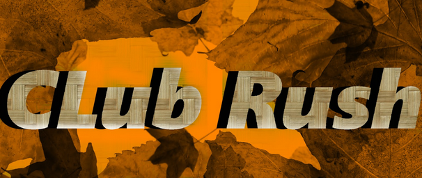 Rushing to the new Club Rush