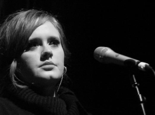 "Adele finally says ""Hello"""