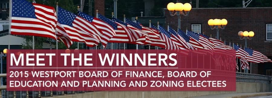 Meet the winners: 2015 Westport board of finance, board of education and planning and zoning electees
