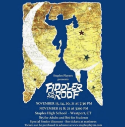 "True to Staples Players  ""Tradition,"" Fiddler is another outstanding production"
