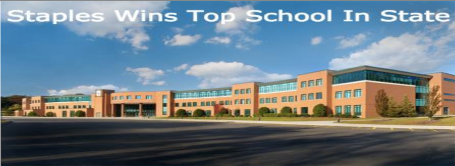 Staples wins top school in state