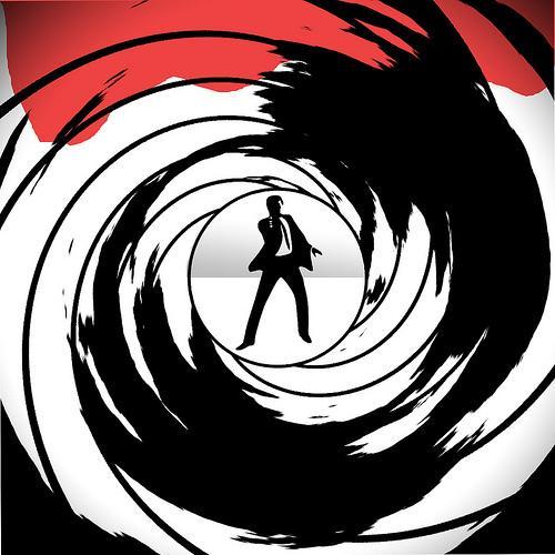A timeline of James Bond references in