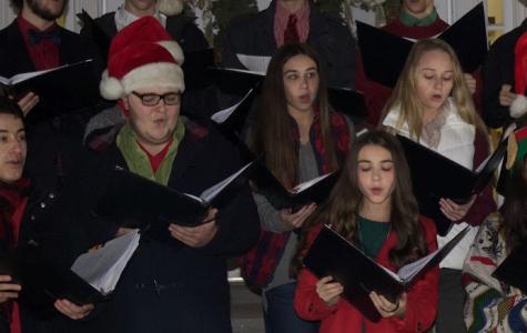 Westport tree lighting ignites holiday spirit
