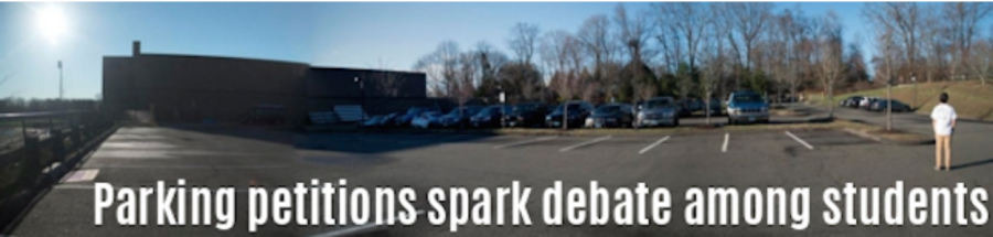 Junior parking petitions spark controversy
