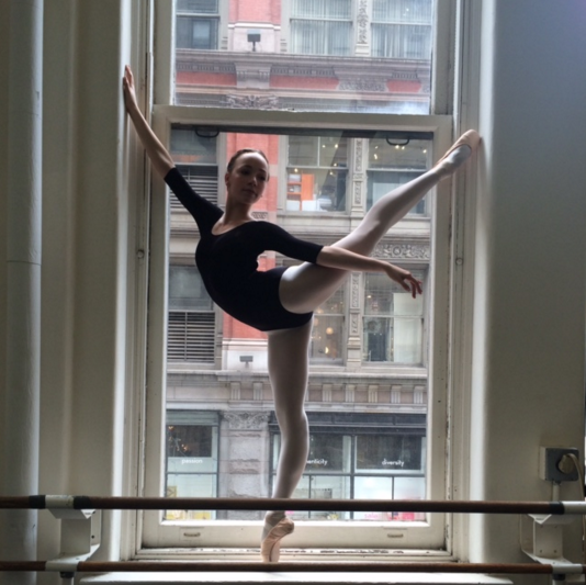 Isabella Corridon chooses ballet over Staples