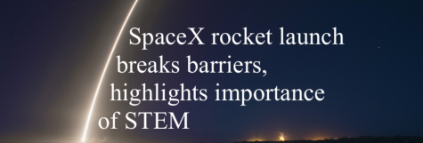 SpaceX rocket launch breaks barriers, highlights importance of STEM