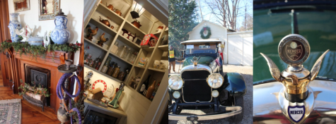 Holiday House tour kicks off Christmas season