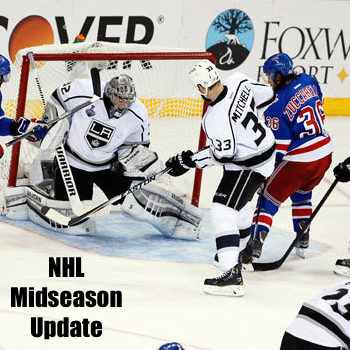 NHL Midseason Update