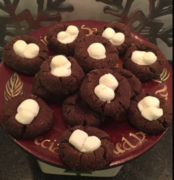 Top three holiday cookies