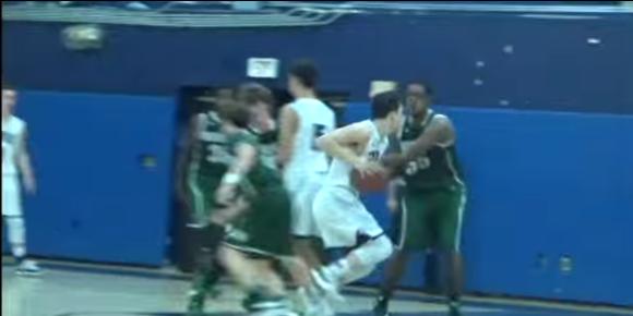 Staples Basketball Routs Norwalk