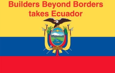 Digging into students' excitement for Ecuador