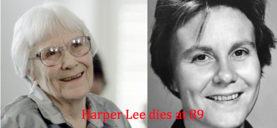 Esteemed author Harper Lee dies at 89