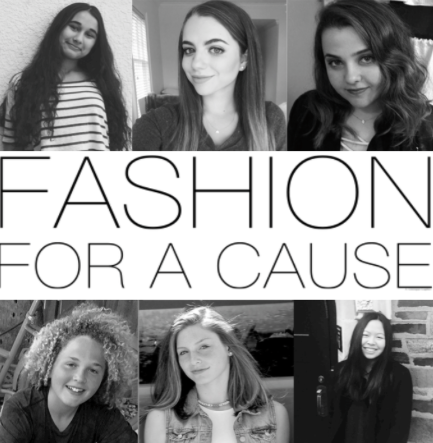 Fashion for a Cause club sews its way through Staples