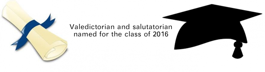 Andrews and DeBalsi capture coveted valedictorian and salutatorian awards