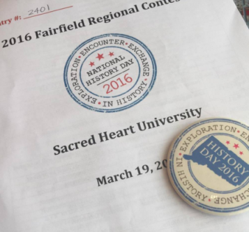 Staples Dominates Fairfield County National History Day