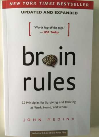 Brain Rules, a New York Times bestseller written by John Medina