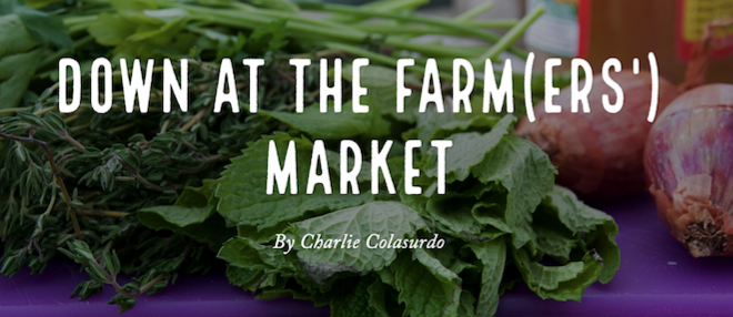 Down at the Farm(ers') Market