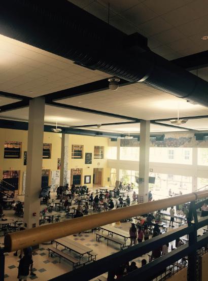 Senior intern evaluates changing middle school dynamics