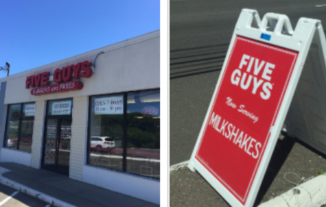 Five Guys and Shake Shack battle it out for the tastiest shake