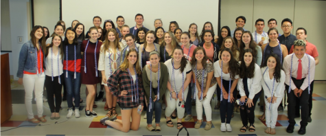 Rho Kappa Serves as Platform for Social Studies Success