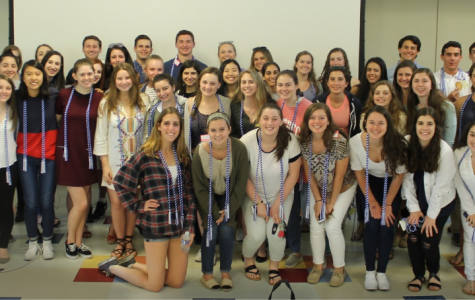 Rho Kappa Serves as Platform for Social Studies Success
